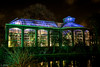 Hortus Botanicus -Amsterdam light festival (Ramireziblog) Tags: hortus botanicus amsterdam greenhouse kassen nightshot nacht canon 6d reflections reflecties water groen