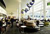 Sky Club interior (A. Wee) Tags: delta airlines 达美航空 skyclub lounge seattle 西雅图 sea airport 机场 seatac