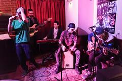 ATOK Lewis O'Neill at LIC Bar (photom1k3) Tags: newyorkcity licbar peteoneill ryelewis alltypedofkinds music bands liveshow