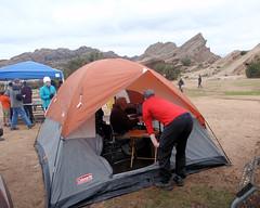 008 Checking If All Is Working (saschmitz_earthlink_net) Tags: 2017 california orienteering vasquezrocks aguadulce losangelescounty laoc losangelesorienteeringclub
