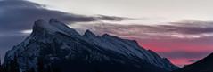 Early Sunrise (khusrawjamil) Tags: sunrise mountains banff