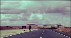 On the road (Steff Photographie) Tags: maroc désert marche route road trip canon paysages landscape