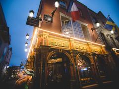 The Quays (juanzabala06) Tags: ireland dublin gh4 bar pub templebar europe metabones tokina 1116mm tokina1116mm