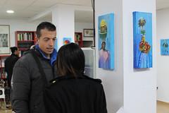 """Inauguración de la exposición """"Tierra Tricolor"""" de Julio Reyes • <a style=""""font-size:0.8em;"""" href=""""http://www.flickr.com/photos/136092263@N07/32436003641/"""" target=""""_blank"""">View on Flickr</a>"""