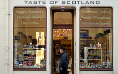People outside Edinburgh shop fronts - Taste of Scotland (Tony Worrall) Tags: scotland scottish north country place visit area county attraction open stream tour scots uk tourist edinburgh city capital centre street streetphotography urban candid people person capture outside outdoors caught photo shoot shot picture captured picturesinthestreet photosofthestreet shop shoppers opening enter buy sell