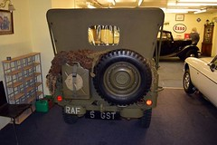 """Willys Jeep 1943 5 • <a style=""""font-size:0.8em;"""" href=""""http://www.flickr.com/photos/81723459@N04/32572240452/"""" target=""""_blank"""">View on Flickr</a>"""