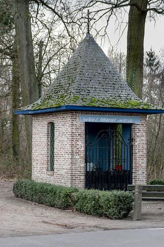 Grobbendonk, kapel Hofeinde