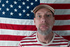 I Will Not Be Silenced! (The.Mickster) Tags: self wideangle portrait flag american fisheye randy 365 political hereios