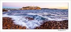 Bare Island (jongsoolee5610) Tags: seascape bareisland sydney australia island wave sydneyseascape