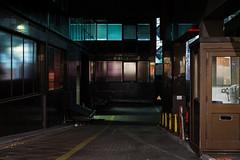 Unguarded (J_Care) Tags: 5dmarkiii canon collaboration london night canon5dmarkiii colour reallylackinginspirationatthemomentneedtotryandshootmywayoutofit outpost 2017 tripodbackinthegame reflections jcarephoto