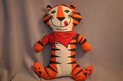 Kellogg's Tony Tiger Stuffed 3 (toyfun4u) Tags: kelloggs cereal