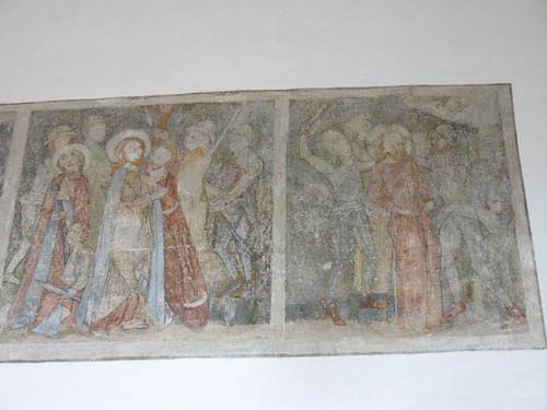 Baiser de Judas et Flagellation