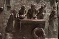 DSCF3897.jpg (Darren and Brad) Tags: italy italia verona beheaded sanzeno bronzedoors portabronzea basilicadisanzenomaggiore
