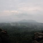 Festung Königstein im Nebel thumbnail