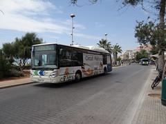 EMT Palma 528 (Coco the Jerzee Busman) Tags: bus coach spain mallorca emt majorca tib