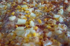 DSC09234 (Kirayuzu) Tags: cheese bacon corn pizza mais homemade pineapple ananas käse tomatosauce selbstgemacht speck tomatensauce