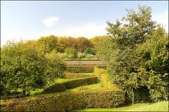 Sluis in 't groen (Duevel) Tags: trees bomen groen lock hidden sluis benedensas