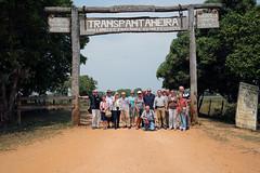Pantanal, foto di gruppo
