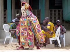 Ganvie Voodoo Dancer