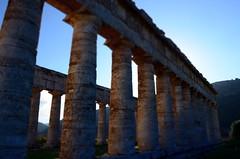 DSC_0006-001 (caterinaavino) Tags: temple ancient columns classics sicily classical sicilia segesta mozia mothia motya