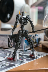 Gundam Barbatos (S.M.Leica70cm) Tags: sony gundam hg 1144 barbatos nex6 sonynex6 gundambarbatos  gundambarbatos