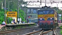 Jayanti Janta Express (AyushKamal2014) Tags: kamshet 21879 kynwcam2p mumbaicstkanniyakumariexpress