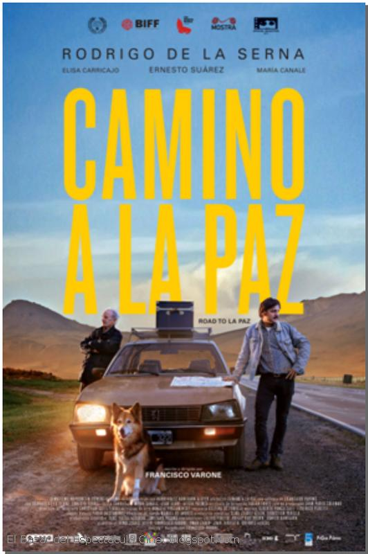 Ver Camino a La Paz Online (2015) HD Gratis Pelicula Completa