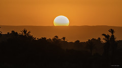Sunset in the Nile-2 (jflores_cl) Tags: africa atardecer egipto nilo