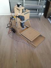 Crafting (HyperXP.com) Tags: make woodwork diy tools electronics cutting laser hacker projects hack maker controller making cnc crafting microcontroller haker arduino 3dprinter diycnc