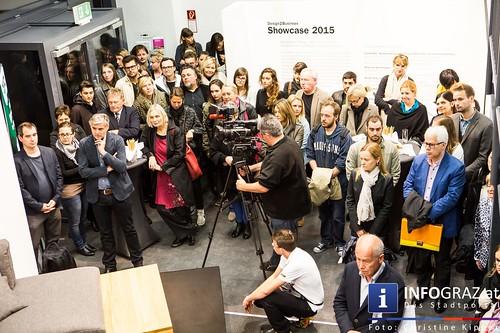 SHOWCASE 2015 im designforum Steiermark