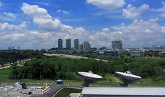 malaysia (amazingstoker) Tags: hot dish satellite astro malaysia kuala lumpur cyberjaya uplink measat