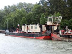 TR 30 (ENI 32201070) (Parchimer) Tags: mittellandkanal towboat pushboat binnenschiff duwboot pousseur schubboot pchacz spintore empurradorfluvial tolómotorhajó