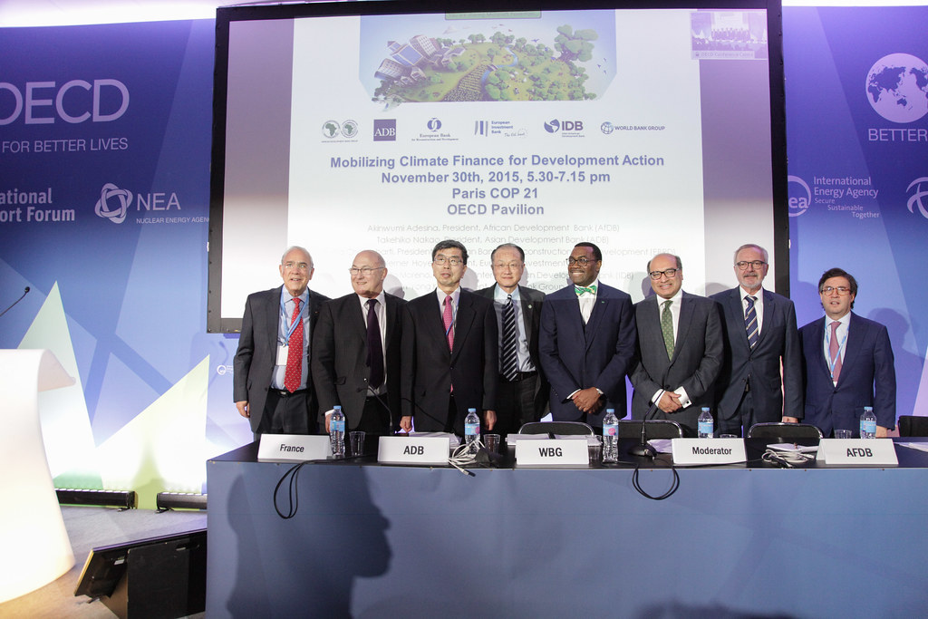 OECD at COP21: Meeting of the Carbon Pricing Leadership Panel (Organisation  for Economic Co