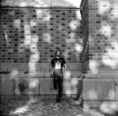 Selfportrait (A.Sundell) Tags: street urban bw 120 6x6 tlr film blackwhite superb kodak sweden tmax antique iso400 voigtlander streetphotography swedish retro d76 german 400 uppsala epson sverige v600 tmax400 vignetting 1934 voigtländer twinlensreflex westgermany antik skopar f35 svartvit 75mm fixer homedeveloped uppland anastigmat 75cm uppsalalän voiglaender tmaxfix voigtländersuperb voigtlängder