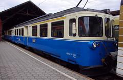 Zweisimmen (fgrsimon) Tags: switzerland mob zweisimmen 4001 swissrailways montreuxoberlandbernois abde88
