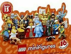 LEGO Collectible Minifigures Series 15 (71011) (www.giocovisione.com) Tags: lego minifig minifigs legominifigure minifigure minifigures legominifig legominifigs legominifigures