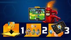 Nexo Knights App 1 (The Brothers Brick) Tags: lego knights app 2016 nexo