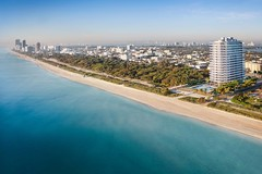 Проект жилого комплекса Eighty Seven Park в Майами от Renzo Piano