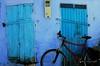 XFCHN (JoseL.LopezBustos) Tags: azul marruecos chefchaouen bicicleta