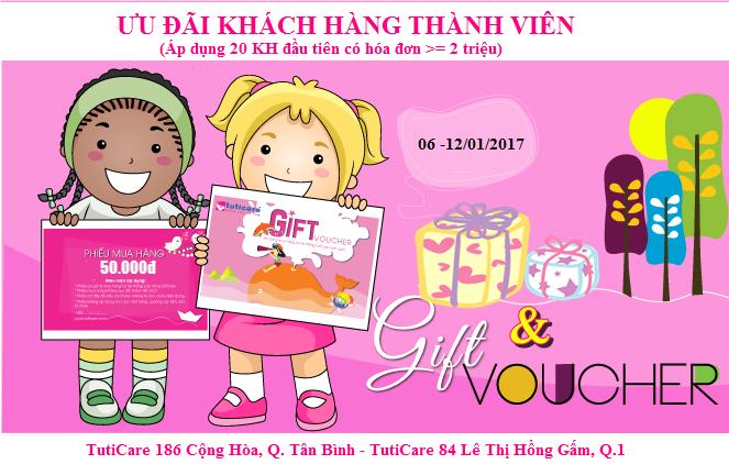 [TutiCare HCM] Hái lộc đầu xuân, khuân hàng GIÁ SỐC (06-12/01/2017)