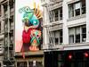 Double Leica (Sean Batten) Tags: america california usa leica graffiti streetart sanfrancisco unitedstates us city urban nikon d800 2470 streetphotography street chinatown