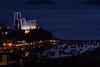 Castle & Light (S@arle-p) Tags: sera night notte cavalletto lerici mare castello castle light luci natale addobbi porto barche passeggiata