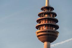 Kommunikation 2   [Explored] (fotomanni.de) Tags: bayern fernmeldeturm franken mittelfranken nürnberg