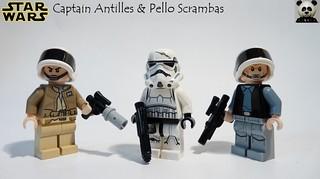 Captain Antilles & Pello Scrambas