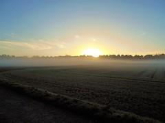 kirkby in ashfield (kelvin mann) Tags: weather fog kirkbyinashfield kirkby ashfield nottinghamshire notts frost frosty outdoors outandabout