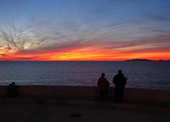 Marseille (Maxofmars) Tags: europe europa méditerranée mediterraneo france francia frankreich frankrijk mer sea mar mare zee marseille marsella marsiglia marseilles provence provenza provença hiver winter invierno sunset
