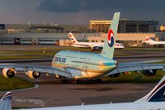 Korean Air Airbus A380-861  |  HL7622  |  London Heathrow  - EGLL (Melvin Debono) Tags: flickrsbest korean air airbus a380861 | hl7622 london heathrow egll melvin debono spotting canon 7d 600d plane planes aviation airport airplane uk united kingdom