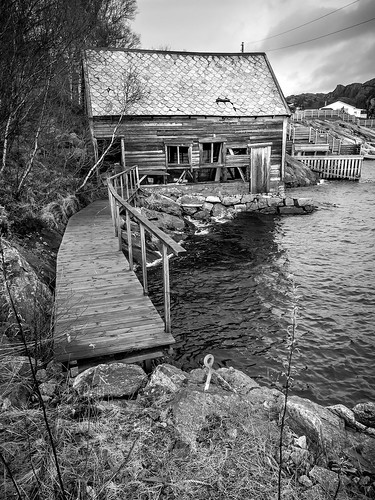"""The old boathouse"""