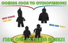 The Big One! (CyclopsBricks) Tags: lego printed custom minifigure pad injection 3d print mold molded cyclopsbricks myles dupont