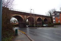 Newton Viaduct (Ian R. Simpson) Tags: newtonviaduct bridge viaduct railway newtonlewillows merseyside england